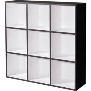 white wall shelving unit linea anthracite white wall shelving unit 1550 110 11715