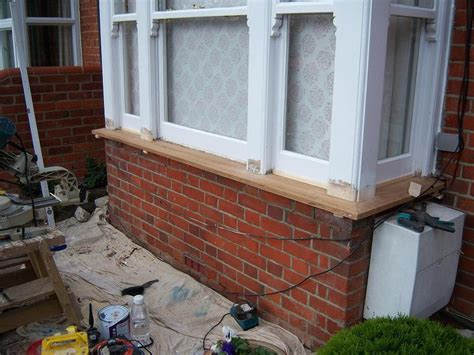 Bay Window Cill Carpenter Joiner Flooring Fitter Kitchen Fitter In
