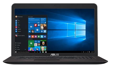 Laptop Asus I2 asus x756 specs and benchmarks laptopmedia