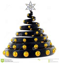 moderner weihnachtsbaum stilisiert mieten stockbilder