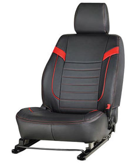 Seat Covers Price Elaxa Seat Cover For Hyundai Grand I10 Black Available At
