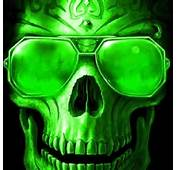Green Fire Skull Live Wallpaper  Android Apps On Google Play