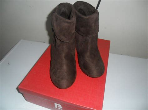 chocolate brown high heel boots r2 mae s faux suede chocolate brown high heel boots