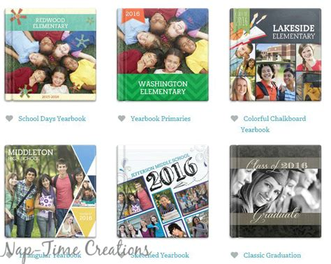 Preschool Yearbook With Mixbook Life Sew Savory Preschool Yearbook Templates