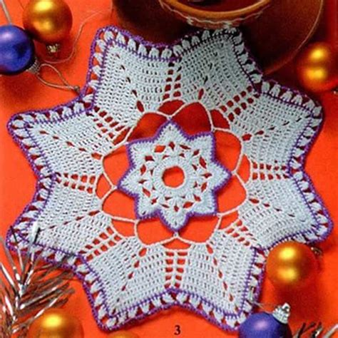 free home decor crochet patterns beautiful crochet