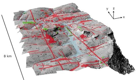 laserscanner layout laser scanning reveals the hidden city of angkor wat wired