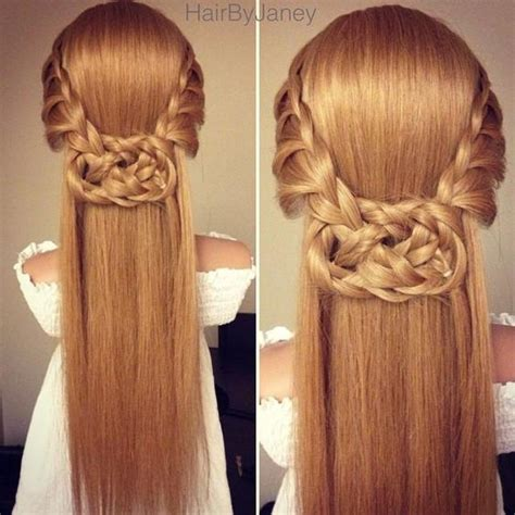 irish hairstyles celtic knot hair search and knot hairstyles on pinterest