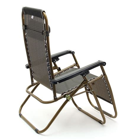 reclining lawn chair ebay zero gravity reclining folding sun garden patio lounger