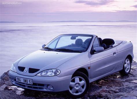 renault megane 2003 renault megane cabrio specs 1999 2000 2001 2002 2003