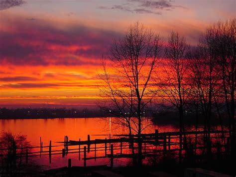 Sun Set evening