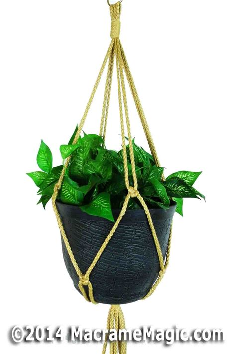 Hanging Plant Hooks - macrame plant hangers simplicity hanging plant hangers
