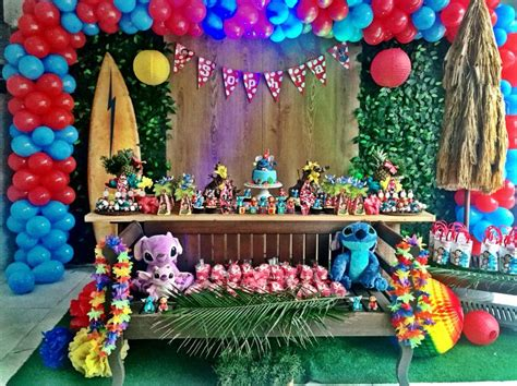 Lilo And Stitch Birthday Decorations by 17 Best Images About Lilo And Stitch On