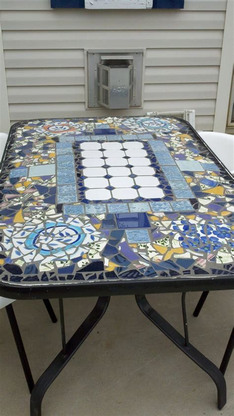 Mosaic Tile Patio Table 78 Best Images About Crafts Furniture Ideas On Mosaic Tiles Large Coffee Tables