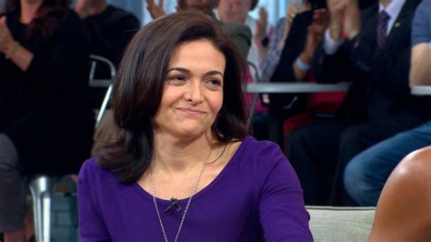sheryl sandberg hair sheryl sandberg opens up about the death of her husband