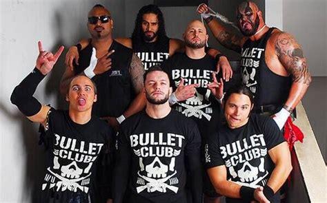 Kaos Bullet Club Bc 4 Live bullet club tama tonga