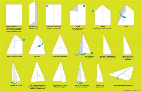Directions On How To Make A Paper Airplane - paper airplane our ultra detailed