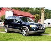 2005 06 Pontiac Montana SV6  Consumer Guide Auto