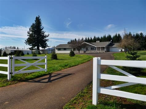 lacomb oregon real estate for sale 63 acres with home
