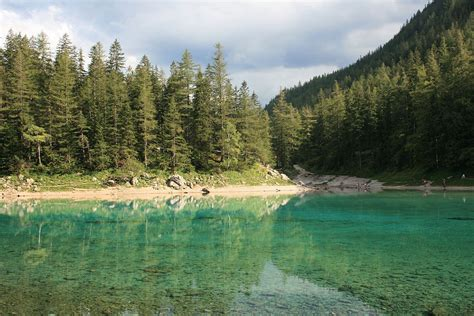 Find Who Are In Bergfex Badesee Gr 252 Ner See Bergsee See Baden Schwimmen