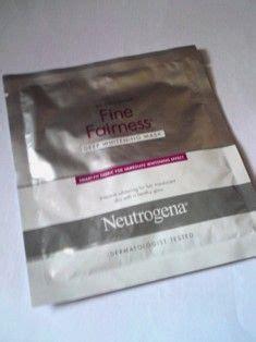 neutrogena fine fairness light mask neutrogena neutrogena fine fairness mask reviews photos