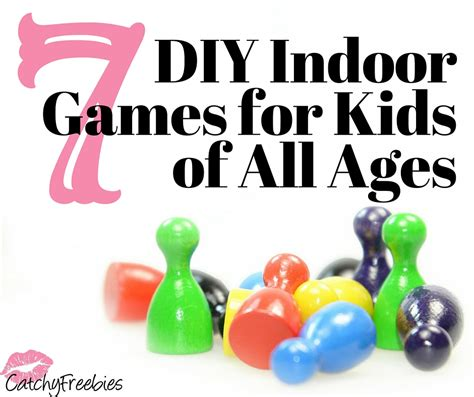 diy indoor games 7 fun diy indoor games for kids catchyfreebies