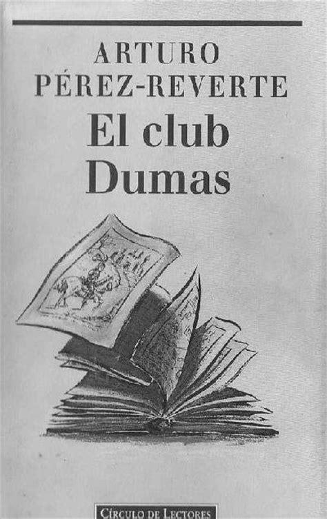Книга: El club Dumas o La sombra de Richelieu