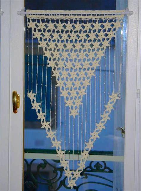 patrones cortinas ganchillo 24 patrones de cortinas de ganchillo para cocina