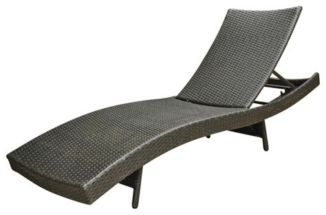resin chaise lounge outdoor wicker resin aluminum multi position patio chaise