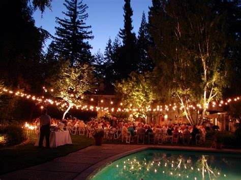 Outdoor Summer String Lights Great Outdoor Lighting Ideas For The Best Summer Design Agenda