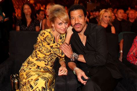 lionel richie photos photos site of nicole richie and lionel richie says nicole richie split rumours completely