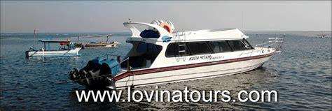 fast boat from ubud to senggigi transfer from lovina to gili island and lombok