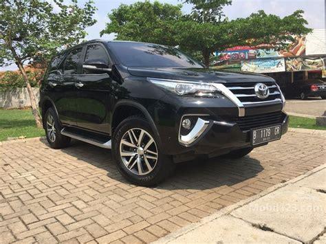 Jual Toyota Vrz 2 4 Diesel Kaskus jual mobil toyota fortuner 2016 vrz 2 4 di jawa barat