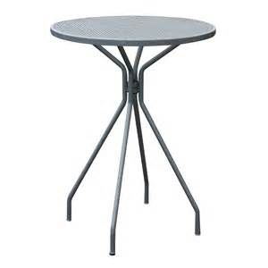 Retro Patio Table 41 Quot Height Vintage Outdoor Patio Bar Cocktail Table Mr10727 Ebay