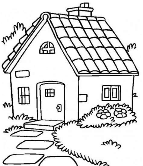 imagenes de casas lindas para dibujar dibujos de casas con chimenea