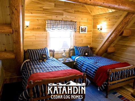 Log Cabin Guest Room Sagada by Log Cabin Guest Room Katahdin Log Home Spaces Accents