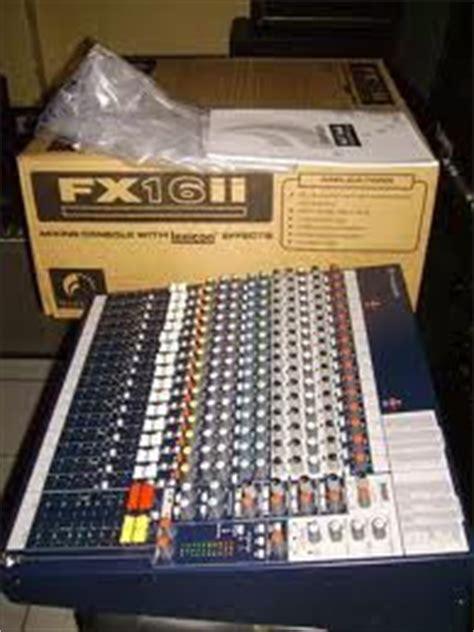 Harga Mixer Yamaha 32 Channel aldyelektronik mixer soundcraft behringer