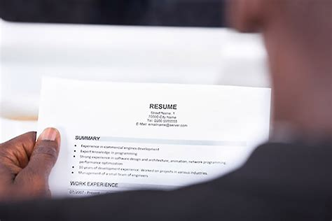etienne ricco s newsletter featuring quot 10 changes that help your resume get noticed quot and