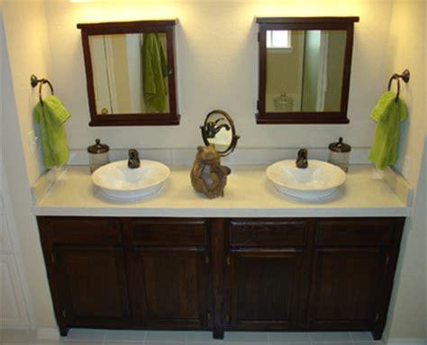 raised bathroom sinks 2015 countertops bathroom with raised sinks and vanity