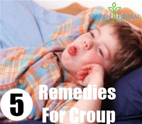 8 effective and beneficial ways to cures croup naturally