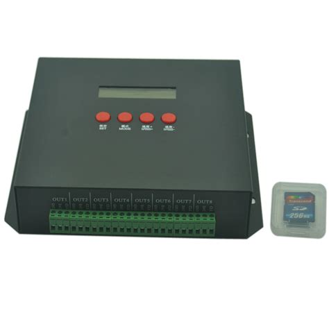 Controller Pixel Rgb Programmable Led With Sd Card And Software popular sd card programmer buy cheap sd card programmer lots from china sd card programmer