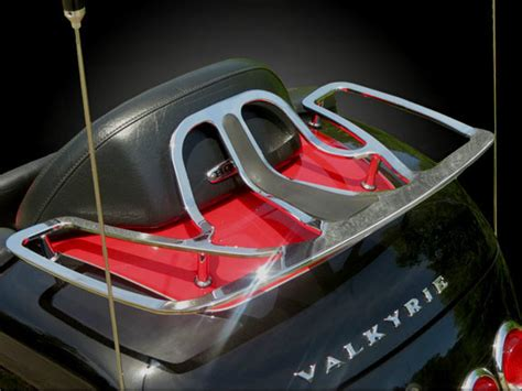 Valkyrie Luggage Rack by Valkyrie Interstate Trunk Luggage Rack