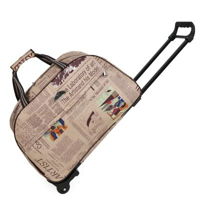 Koper Mini Koper Tambahan Koper Travel Gz tas koper duffel trolley traveling size l brown jakartanotebook