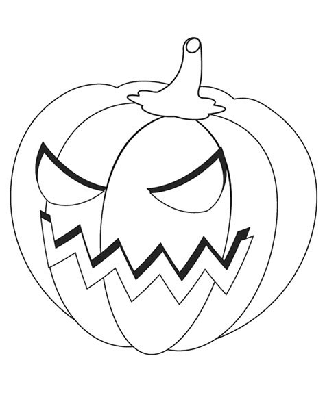 happy pumpkin coloring pages happy jack o lantern faces coloring home