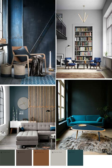8 color design trends for 2016 spotted at the 2015 fall blue color trend in home decor 2016 2017 interior