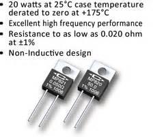 caddock current sense resistor non inductive current sense resistor 28 images 300w resistor ebay 24pcs 220 ohms 1 watt non