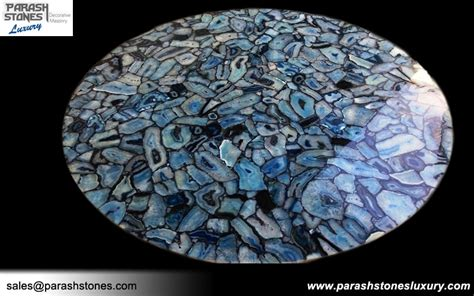 Vanity Backsplash Ideas - semi precious tabletop agate gemstone table manufacturer supplier sale price