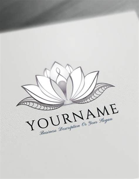 tattoo design generator free online lotus design free lotus logo maker