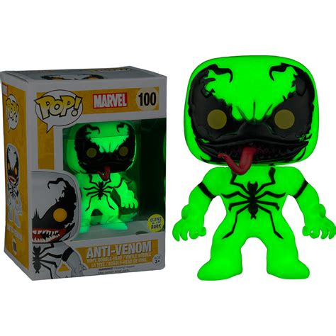 Funko Five At Freedyos Springtrap Glow In The funko pop marvel anti venom glow in the 100 vinyl