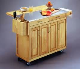 home styles kitchen cart with breakfast bar island natural free shipping today