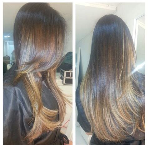 hair color 201 my hair ombre mechascalifornianas copacabana amo t 218